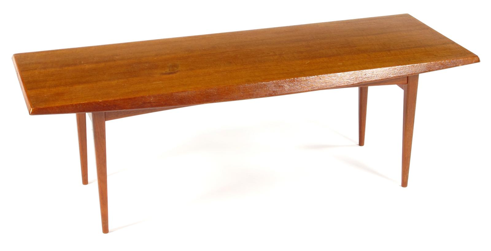 Gordon Russell Coffee Table A Gordon Russell Mahogany Coffee Table Designed By Trevor Chinn