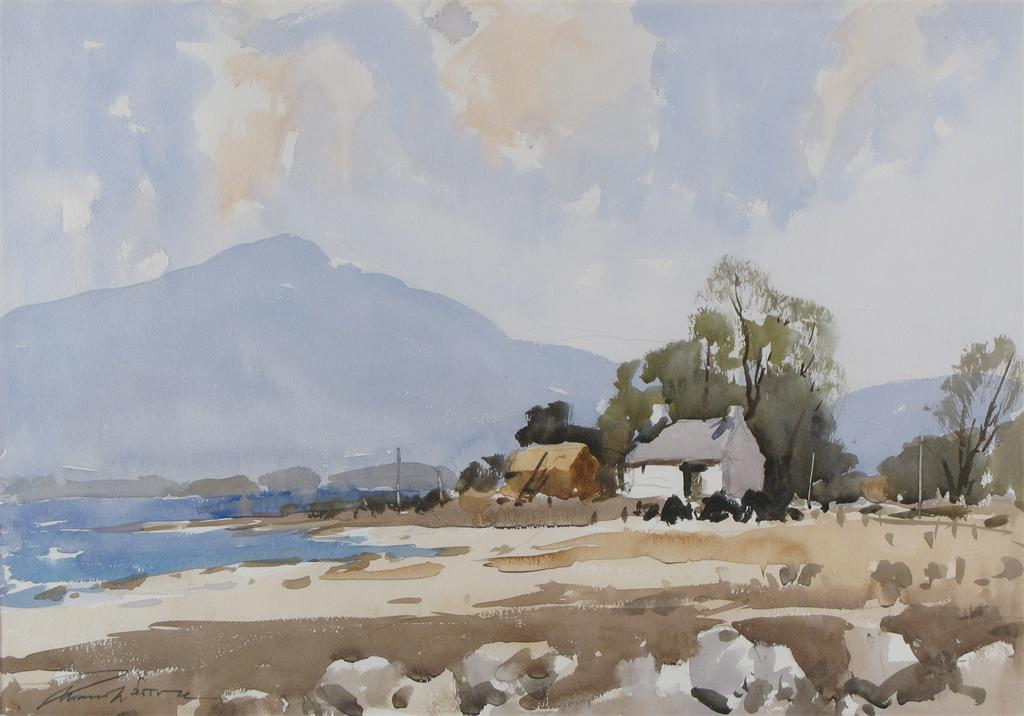 Edward Wesson Oil Paintings