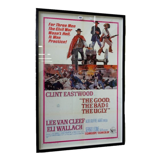 The Good, The Bad and The Ugly, Film... Image