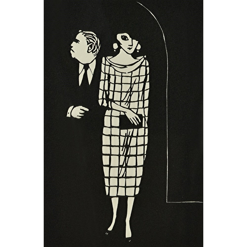Nicholas Garland (b.1935), Annabel's, a set of fourteen linocuts, including an Introduction by... Image