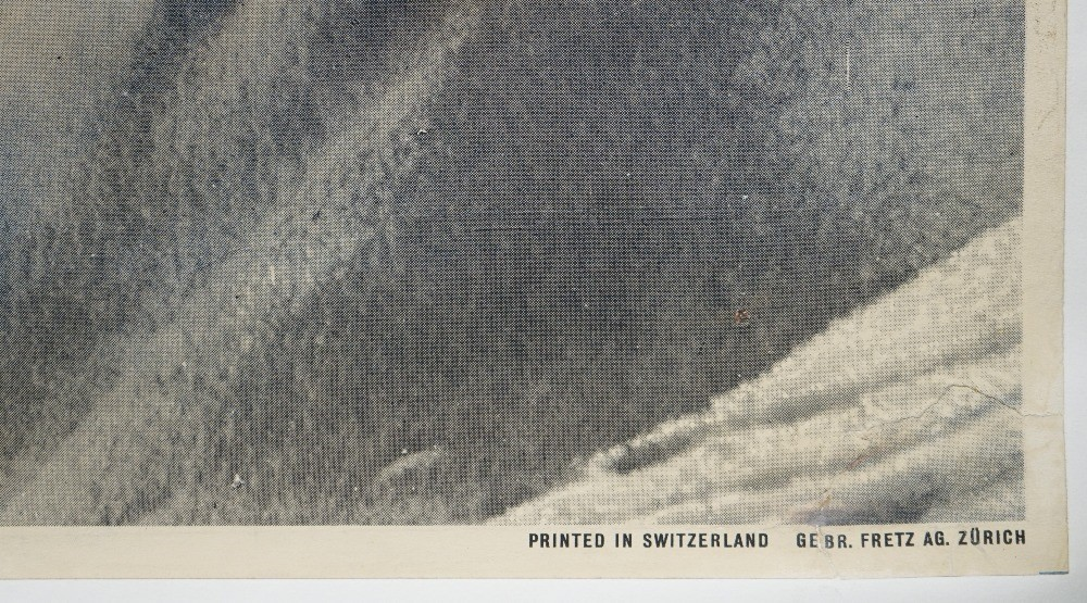 E.Schudel, Grindelwald, Switzerland, Swiss tourism poster, circa 1960, lithograph in colours,... Image