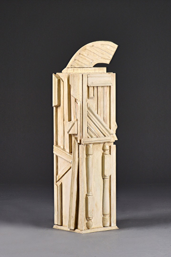 Louise Nevelson (American 1899-1988)... Image