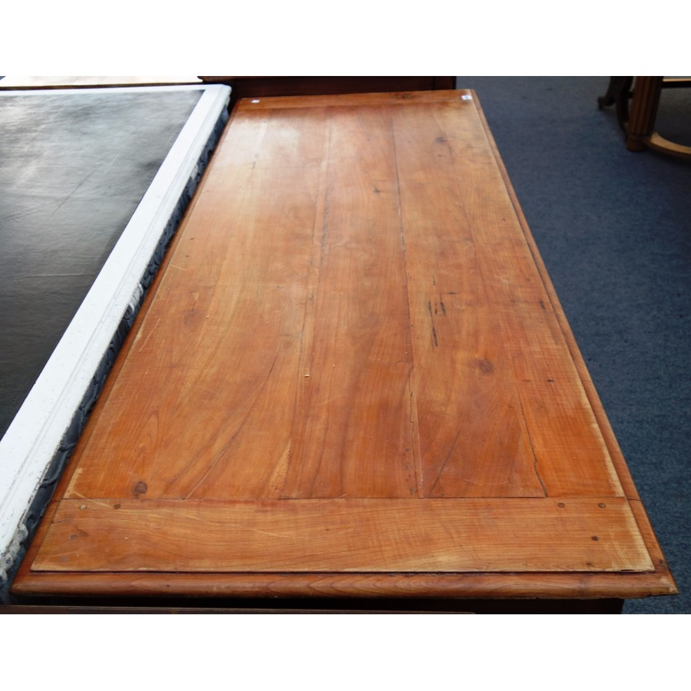 A 19th century French cherry rectangular... Image