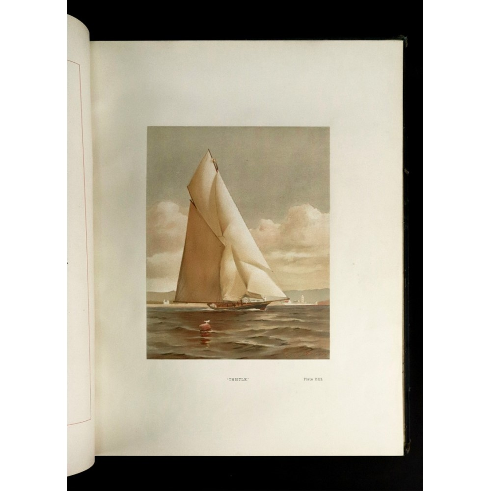 MEIKLE (James) Famous Clyde Yachts,... Image