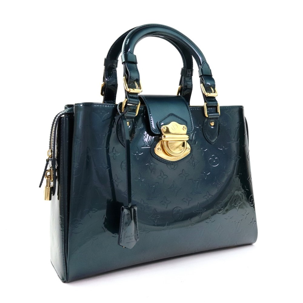 Louis Vuitton; a Bleu Nuit Monogram... Image