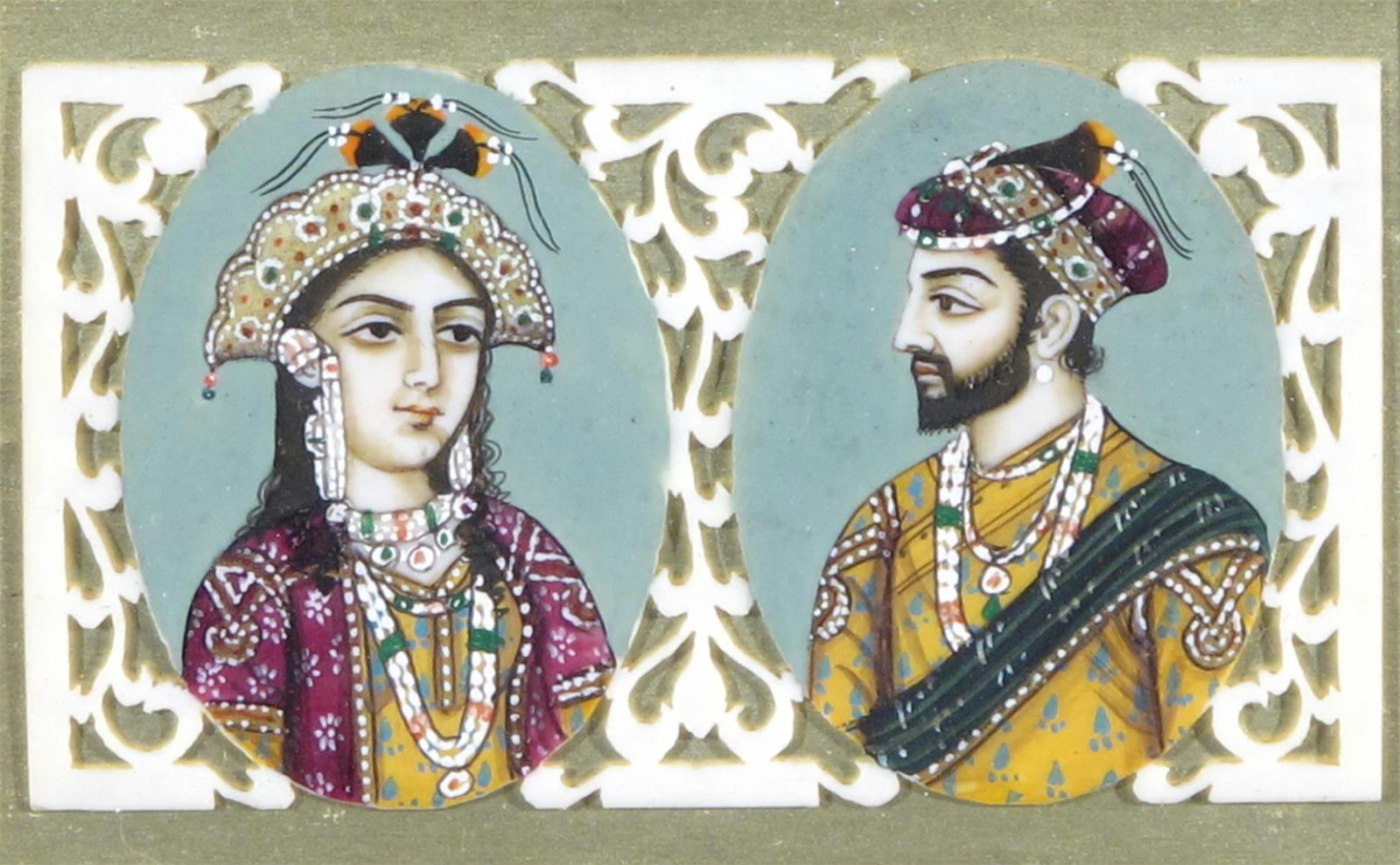 indian school of paintings The mughal period in indian history had seen widespread cultural development, especially in the field of miniature paintings these paintings are like binocular.